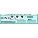 1966 GT 40 LeMans #2 Winner